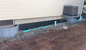 basement waterproofing reliable drain