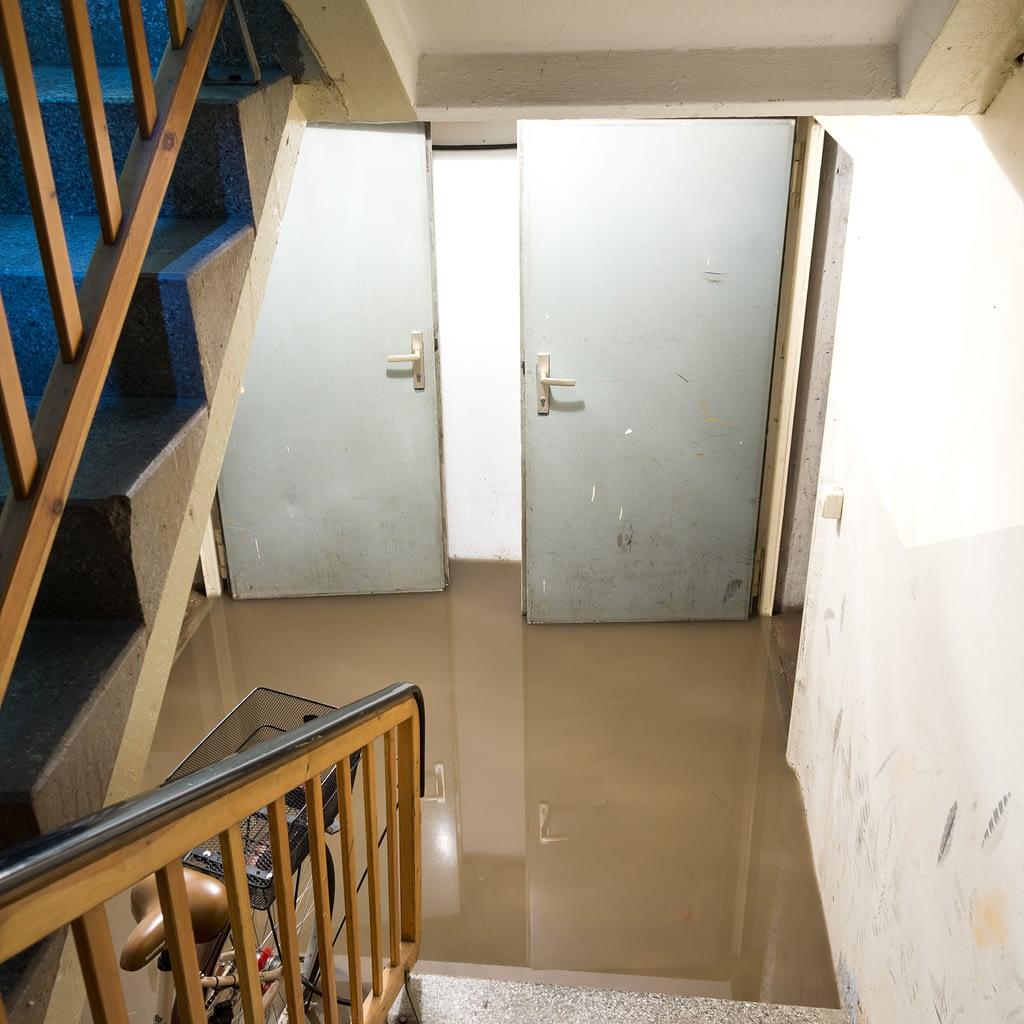 Basement waterproofing in Cleveland, Ohio